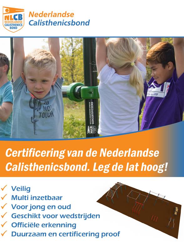 Certificering van de NLCB
