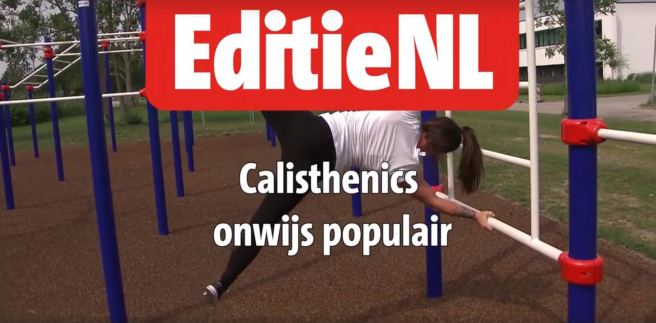 EditieNL - Hangen aan de stangen